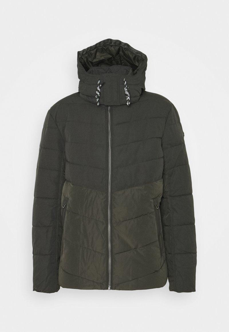 TOM TAILOR - Winter jacket - shadow olive