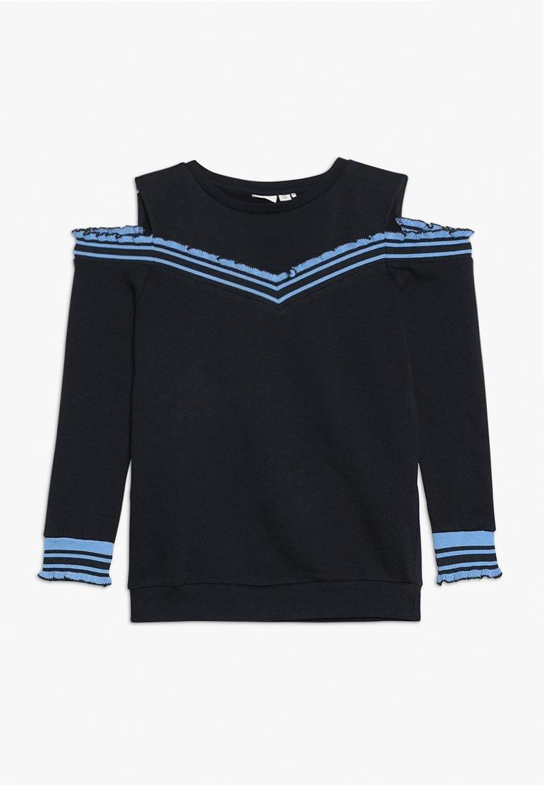 Große Förderung Name it NKFBENETE - Sweatshirt - dark sapphire | Damenbekleidung 2020