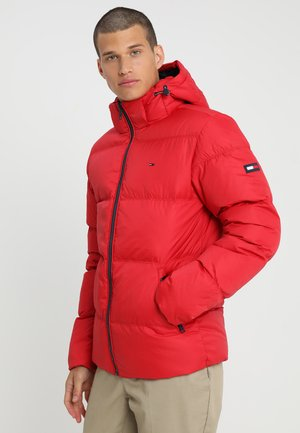 ESSENTIAL  - Down jacket - red