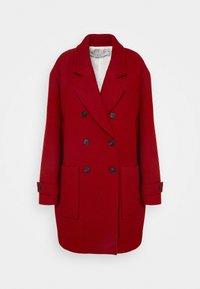 JALIAH - Classic coat - red