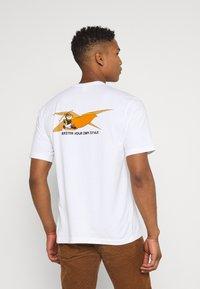 Reebok Classic - TEE - Print T-shirt - white - 2