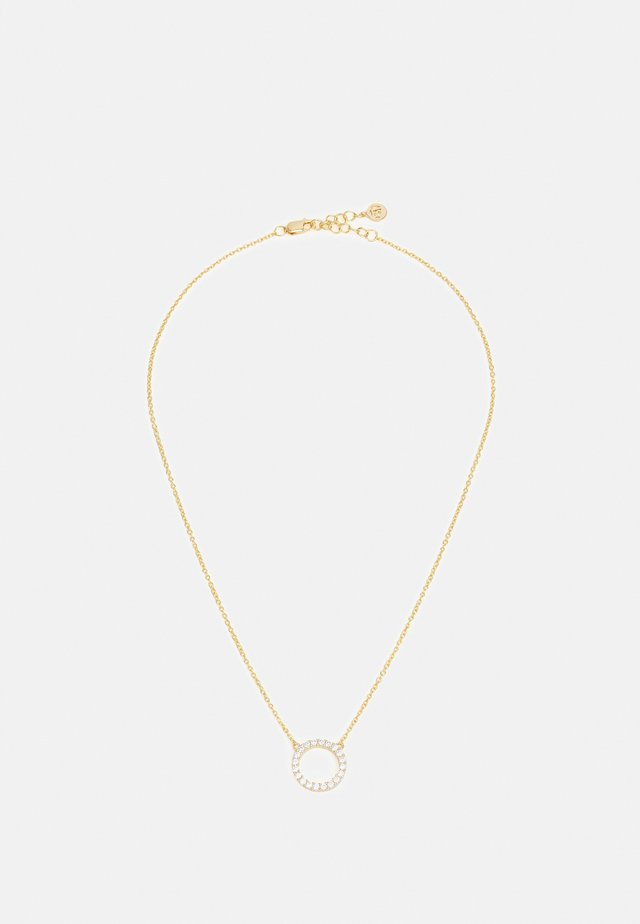 BIELLA GRANDE NECKLACE - Collier - gold-coloured