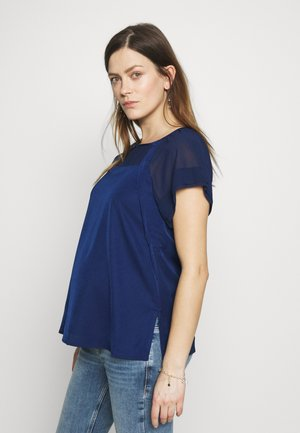 DEBS TOP - Pusero - navy