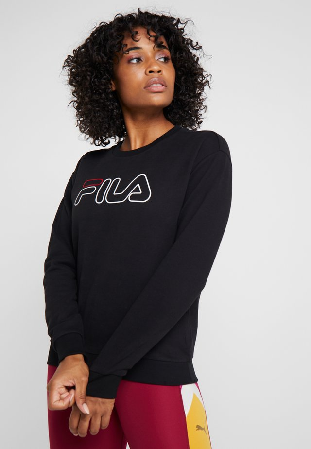 LARA - Sweatshirt - black