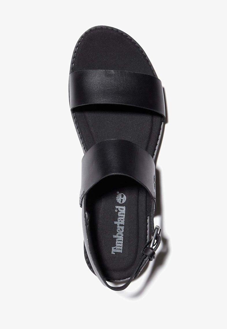 Timberland - Varrelliset sandaalit - black