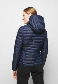 Save the duck - DAISY HOODED JACKET - Winter jacket - navy blue - 2