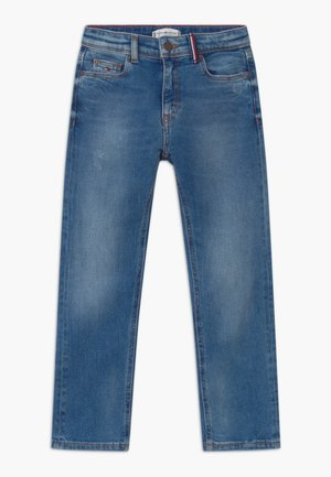 HARPER - Straight leg jeans - denim