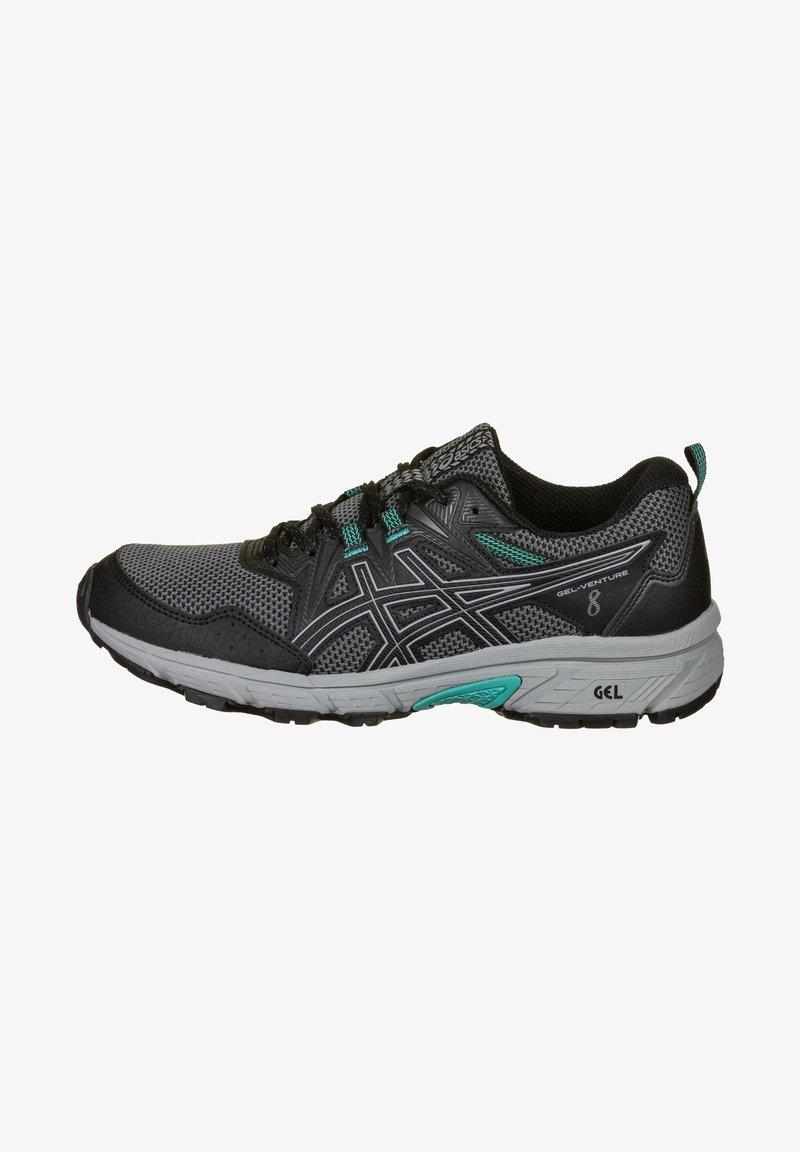 ASICS - GEL-VENTURE 8 - Chaussures de running - black  sheet rock