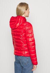 Q/S designed by - Vinterjakke - flame red - 2
