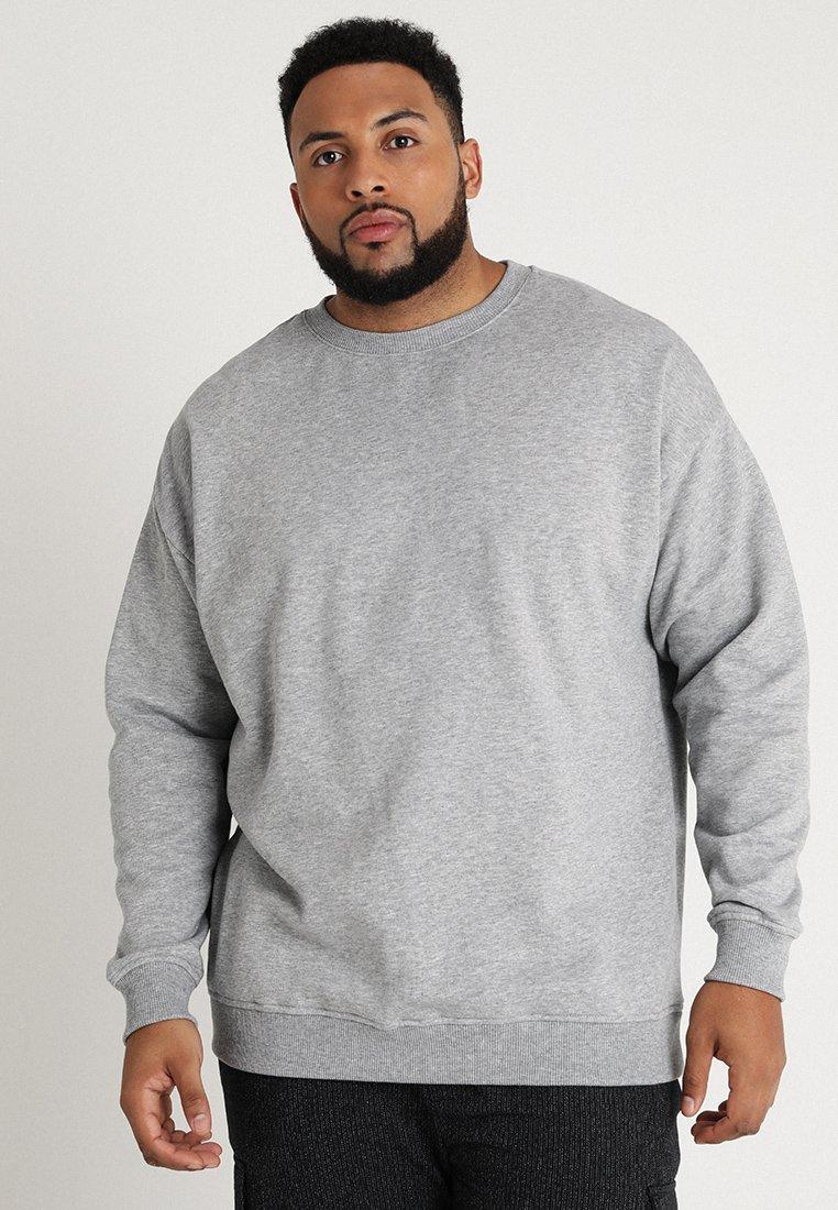 Urban Classics - CREW NECK - Sweatshirt - grey