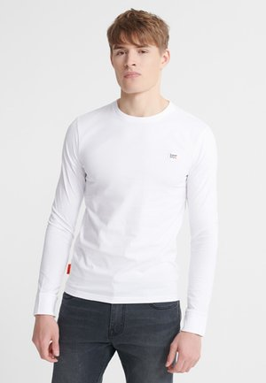 LONG SLEEVE - Langærmede T-shirts - optic