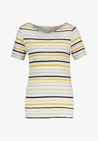 Marc O'Polo - Print T-shirt - gelb - 0