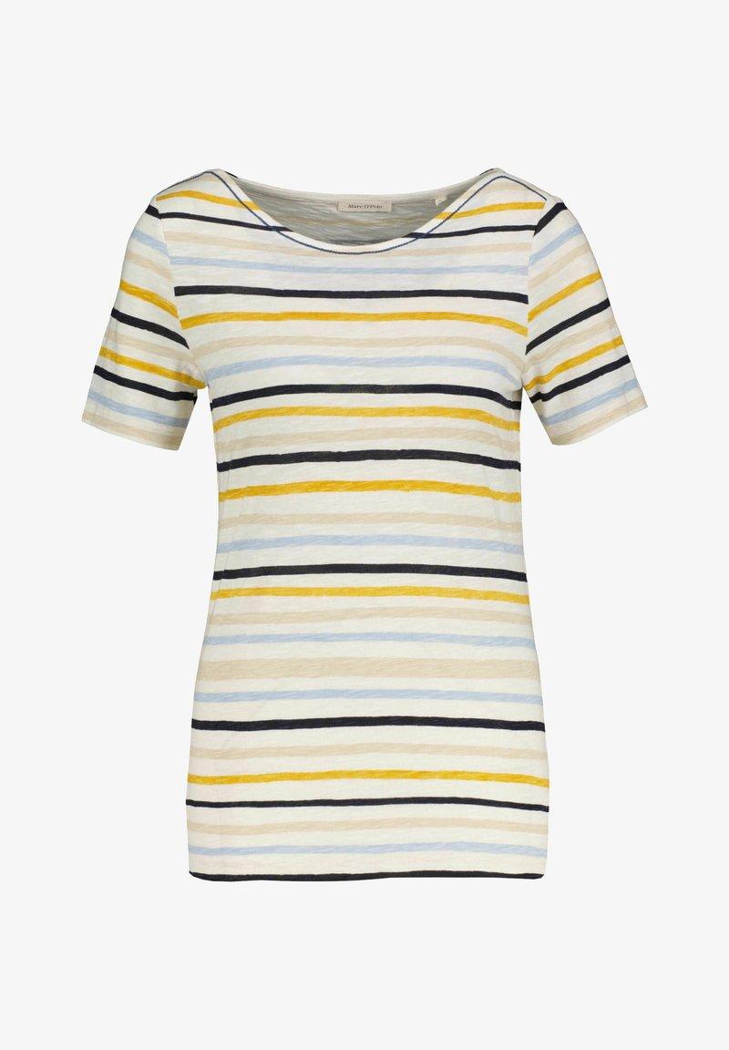 Marc O'Polo - Print T-shirt - gelb