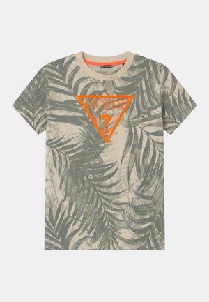 JUNIOR - Print T-shirt - grey
