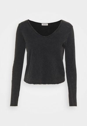SONOMA - Long sleeved top - noir vintage