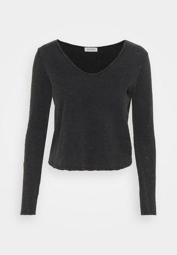 SONOMA - Long sleeved top - noir vintage
