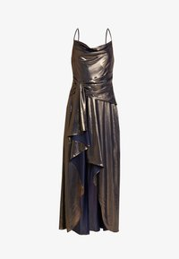 Forever New - METALLIC COWL DRESS - Occasion wear - gold - 5