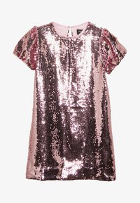 Bardot Junior - HARRIET SEQUIN DRESS - Cocktailkjole - pink rose