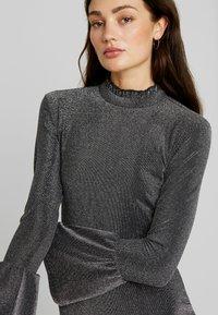 YAS - YASJENNIFER DRESS SHOW - Cocktailkleid/festliches Kleid - black/silver - 7