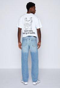 Dr.Denim - DASH - Straight leg jeans - stone cast blue - 3