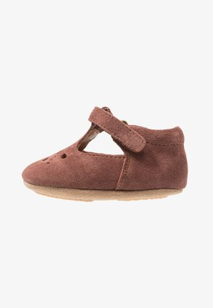 BLOOM HOME SHOE - Babyschoenen - plume