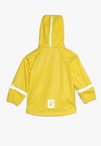 Reima - VESI - Waterproof jacket - vintage gold - 1