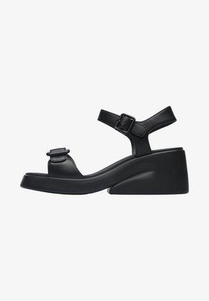 KAAH - Sandals - schwarz