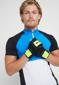 Gore Wear - THERMO - Mitaines - black/neon yellow - 0