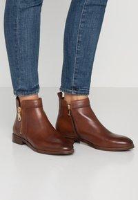 Caprice - Ankle boots - cognac - 0