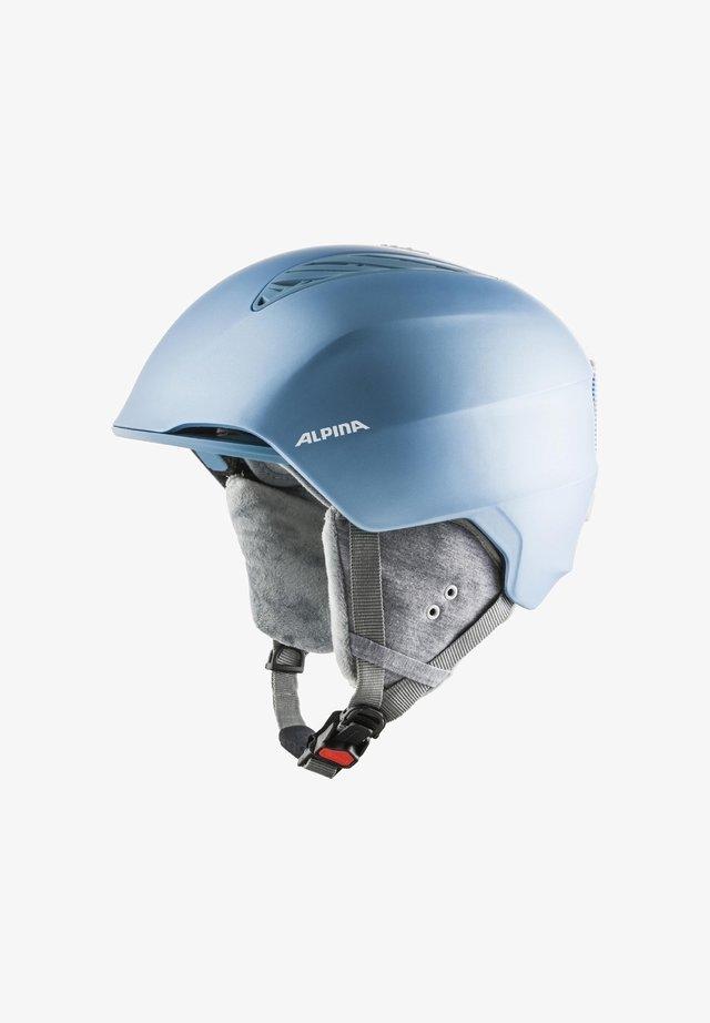 Helmet - skyblue matt