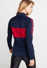 Nike Performance - FC BARCELONA - Training jacket - obsidian/noble red/university gold - 2
