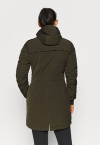 Killtec - GRINDAVIK - Winter coat - dunkeloliv - 2