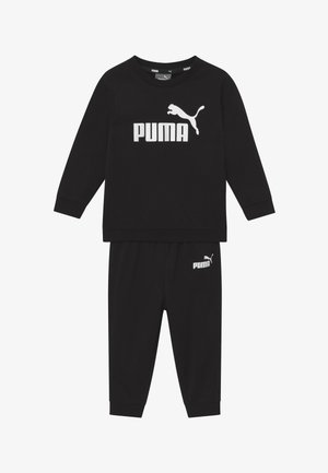 MINICATSS CREW JOGGER SET - Trainingsanzug - black