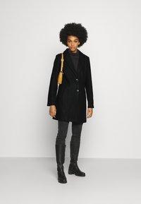 ONLY - ONLCARMEN - Classic coat - black - 1