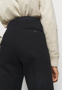 Polo Ralph Lauren - RELAXED WIDE LEG PANT - Trousers - black - 5