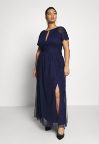 Little Mistress Curvy - MAXI TRIMS - Occasion wear - navy - 0