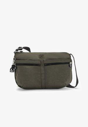 IZELLAH - Across body bag - green moss