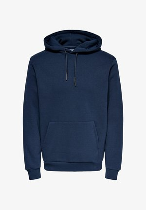 ONSCERES LIFE  - Sweat à capuche - dress blues