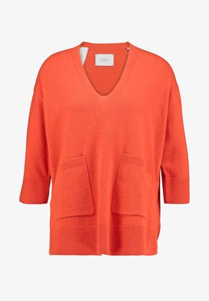 Jumper - flash orange