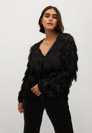 PLUMA - Zimní bunda - schwarz