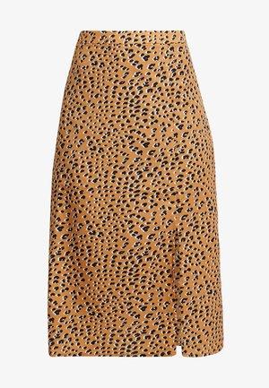 A-line skirt - multi-coloured