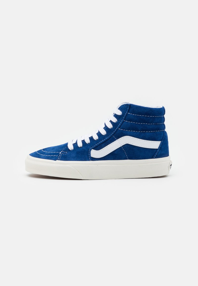 Vans - UA SK8 UNISEX - High-top trainers - limoges/snow white