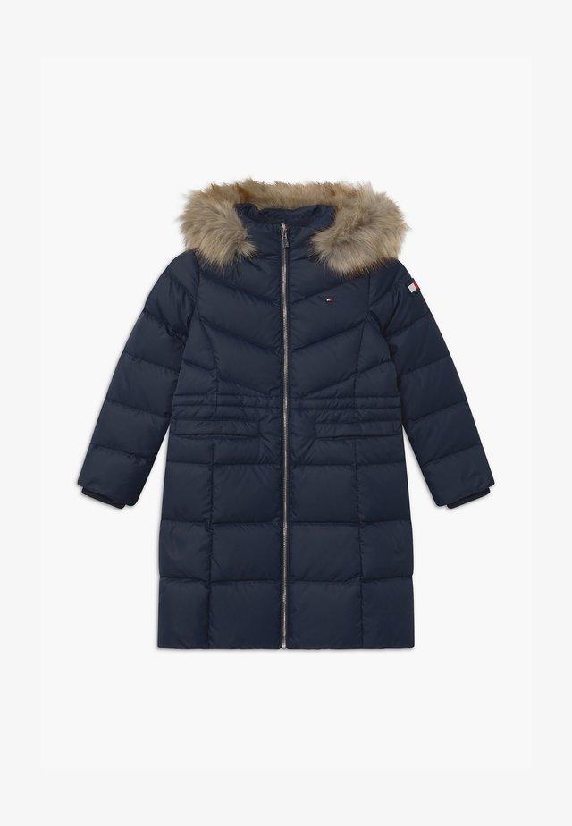 ALANA LONG - Down coat - blue