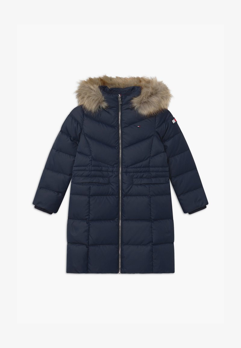 Tommy Hilfiger - ALANA LONG - Down coat - blue