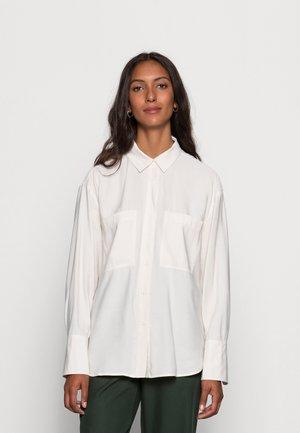 THAMMI - Blouse - whisper white