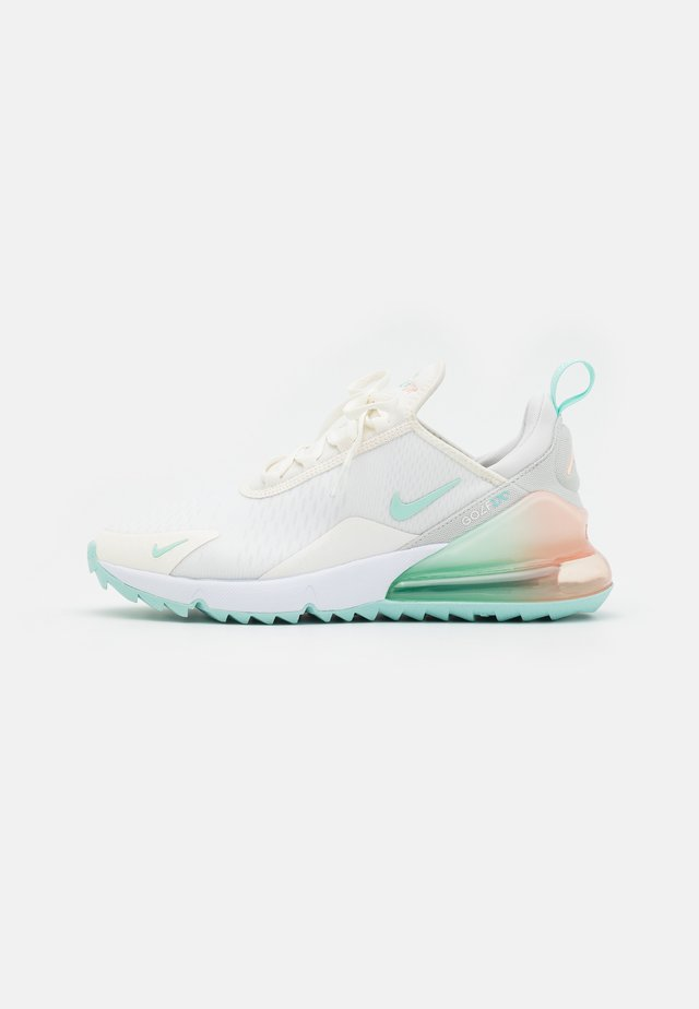 AIR MAX 270 G - Golfskor - sail/light dew/crimson tint/photon dust
