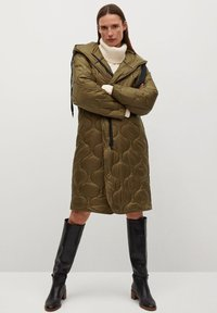 Mango - GAMBA - Winter coat - khaki - 1