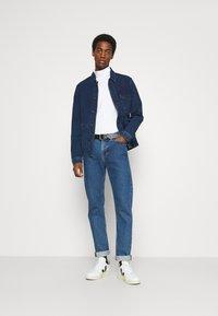 Selected Homme - SLHHARRY - Denim jacket - dark blue denim - 1