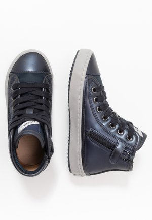 KALISPERA GIRL - High-top trainers - navy