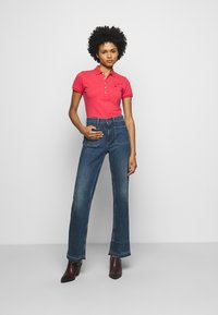 Polo Ralph Lauren - JULIE SHORT SLEEVE - Polo shirt - starboard red - 1